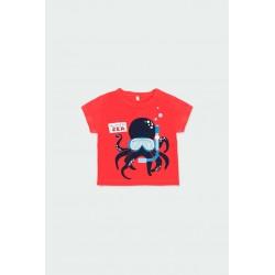 Тениска Boboli с къс ръкав - 122195-3697 - view 1