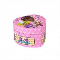 Детска музикална кутия за бижута Doc McStuffins (Доктор МакСтъфинс) за момичета. - WD91065 - view 2