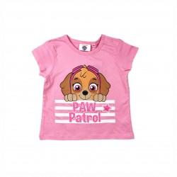 Тениска Paw Patrol с къс ръкав - ER0152 pink-68 - view 1