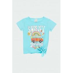 Тениска Boboli с къс ръкав - 422109-4533 - view 1