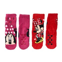 Комплект 2 чифта чорапиMinnie Mouse (Мини Маус) за момичета. - RH0709-27 - view 2