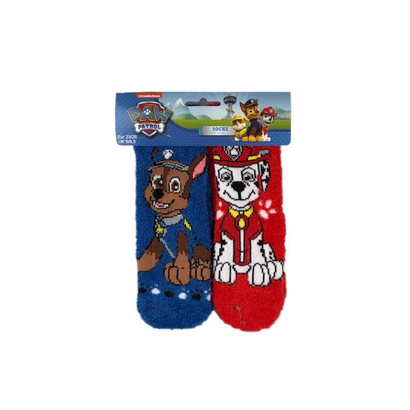 Комплект 2 чифта чорапиPaw Patrol (Пес Патрул) за момчета. - RH0758-23 - view 1