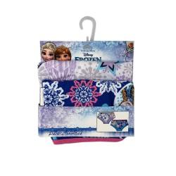 Детски комплект 2бр. бикини Frozen (Замръзналото кралство) за момичета. - RH3011 blue-110 - view 2