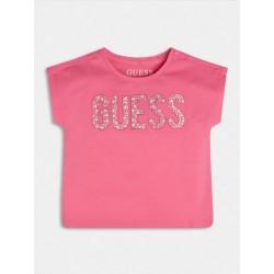 Тениска Guess с къс ръкав - K1RI07K6YW1G607 - view 1