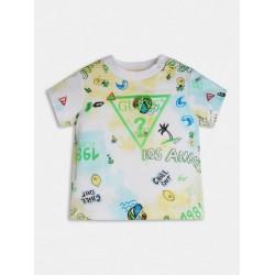 Тениска Guess с къс ръкав - N1GI05K8HM0PHT2 - view 1