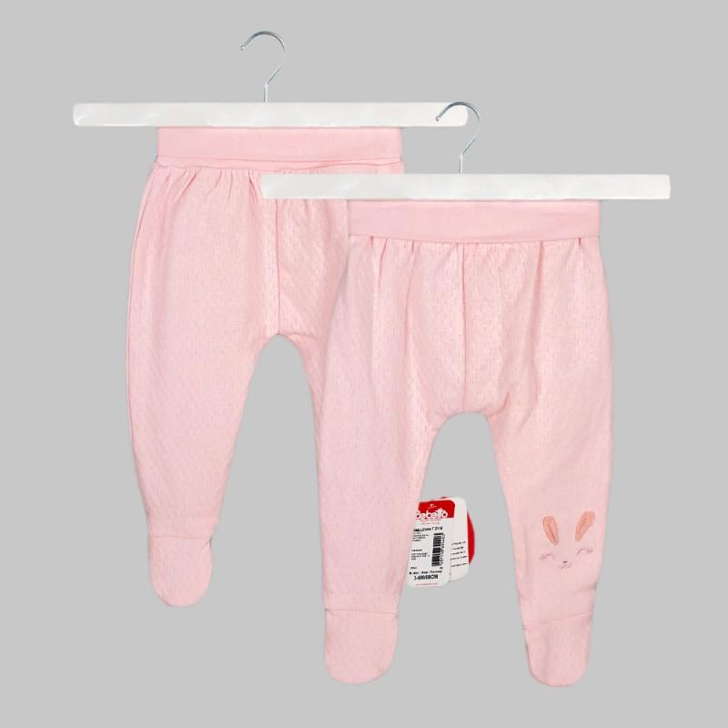 Бебешки комплект 2бр.ританкиBebetto за момичета. - T2116 - view 1