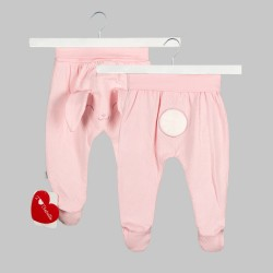 Бебешки комплект 2бр.ританкиBebetto за момичета. - T2116 - view 2