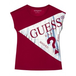 Тениска Guess с къс ръкав