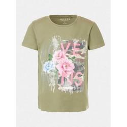 Тениска Guess с къс ръкав - J1RI32K6YW1G814 - view 1