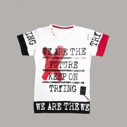 Тениска Keiki с къс ръкав - 51325-001-140 - view 1