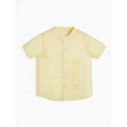 Риза Guess с къс ръкав - N02H03WBHE0SOM - view 1