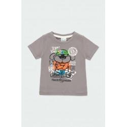Тениска Boboli с къс ръкав - 322063-8122 - view 1