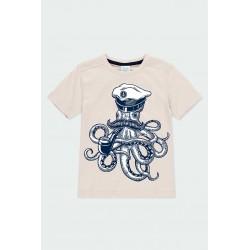 Тениска Boboli с къс ръкав - 502131-7372 - view 1