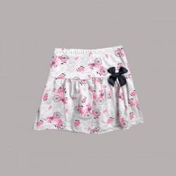 Детски комплект Keiki с тениска къс ръкав и пола за момичета. - 51440-009 - view 3