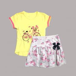 Комплект Keiki с тениска... - 51440-009 - view 1