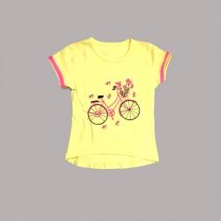 Детски комплект Keiki с тениска къс ръкав и пола за момичета. - 51440-009 - view 2