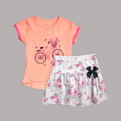 Комплект Keiki с тениска... - 51440-011 - view 1