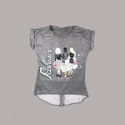 Тениска Keiki с къс ръкав - 51318-031-110 - view 1
