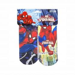 Комплект 2 чифта чорапи Spiderman за момчета. - QE4764-23 - view 2