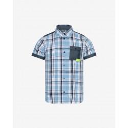 Риза Guess с къс ръкав