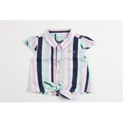 Риза Guess с къс ръкав - K02H06WBHE0SD26 - view 1