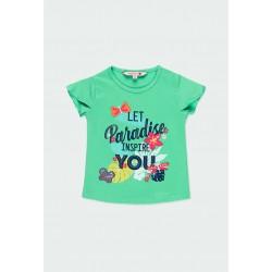 Тениска Boboli с къс ръкав