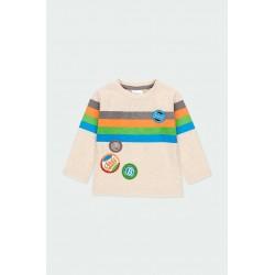 Тениска Boboli с дълъг ръкав
