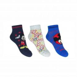 Комплект чорапи Mickey Mouse - ER0680 dark blue-23 - view 1