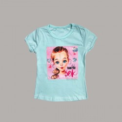 Тениска Keiki с къс ръкав - 51255-033 - view 1