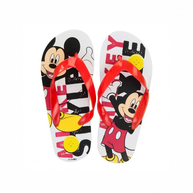 ДетскичехлиMickey Mouse (Мики Маус) за момчета. - WD15005 white - view 1