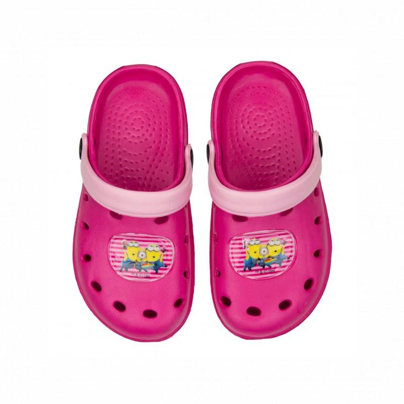Детски чехли Minions (Миньоните) за момичета. - UN09851 - 1 - view 1