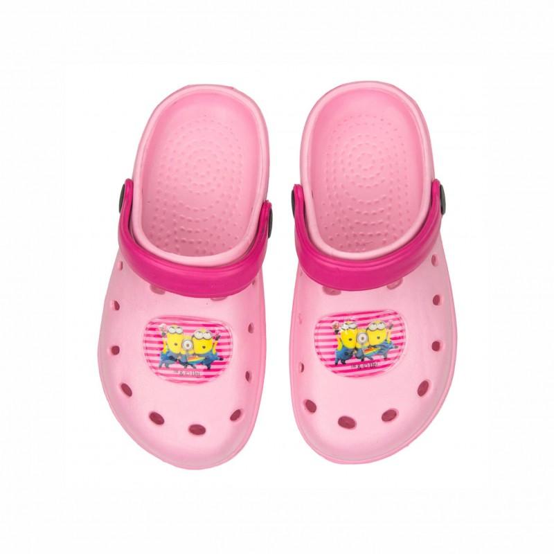Детски чехли Minions (Миньоните) за момичета. - UN09851 - 2 - view 1