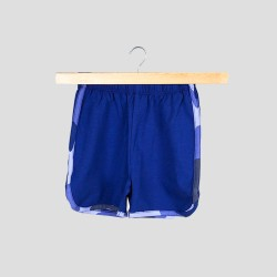Детски комплект тениска къс ръкав и къси панталони Organic Kid за момчета. - 10271-003 - view 3