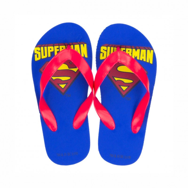 Детскичехли Supermanза момчета. - 870-296 red-23 - view 1