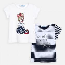 Комплект тениски Mayoral - 3004-010 - view 1