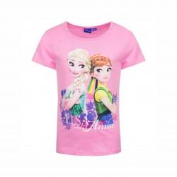 Тениска Frozen с къс ръкав