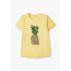 Тениска Guess с къс ръкав - J1GI06K6YW1SNLT - view 1
