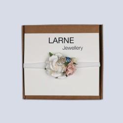 Диадема тип лента Larne Rose