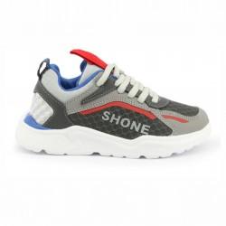 Спортни обувки Shone - 903-001_GREY-WHITE - view 1