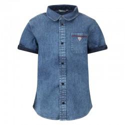 Дънкова риза Guess - L1RH10D4041OFSH - view 1