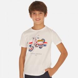 Тениска Mayoral с къс ръкав