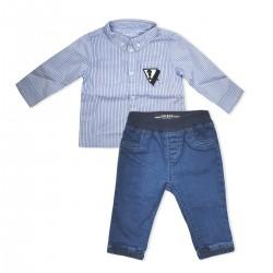 Комплект Guess с риза и дънки - I0YG08WCSI0S742 - view 1
