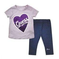 Комплект Guess с тениска...