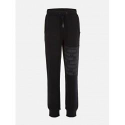 Спортни панталони Guess - L1YQ11KA6R0JBLK - view 1