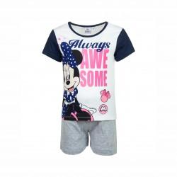 Пижама Minnie Mouse с къс... - ER2093 blue-98 - view 1