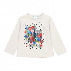 Тениска Boboli с дълъг ръкав - 213039-3680 - view 1
