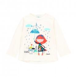 Тениска Boboli с дълъг ръкав - 213062-3680 - view 1