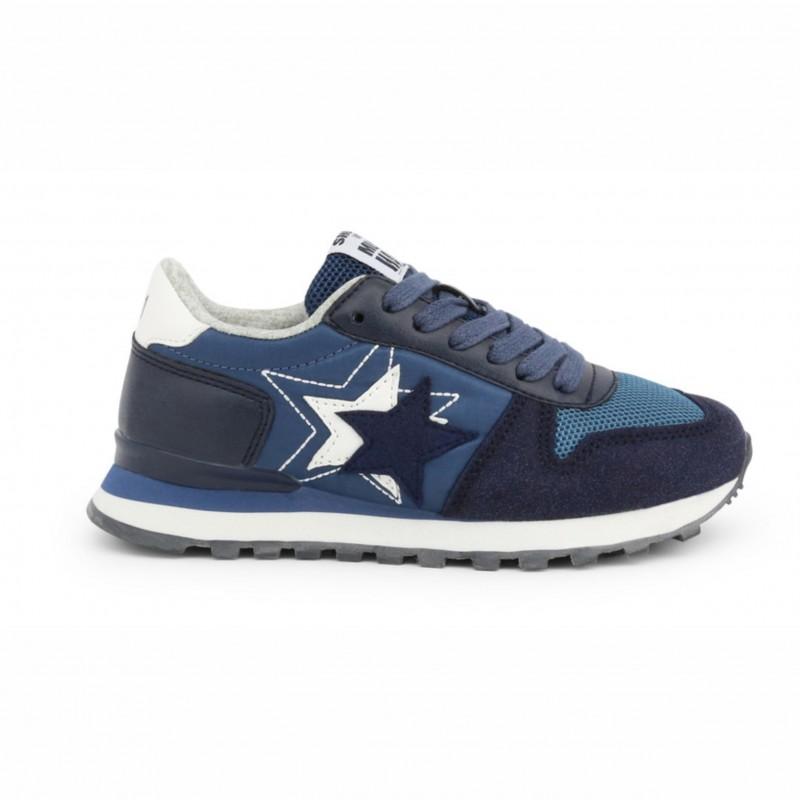Детски спортни обувки Shone за момчета. - 617K-001 navy - view 1
