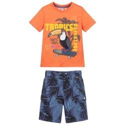 Комплект Boboli с тениска...