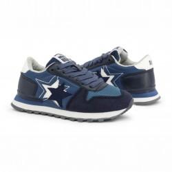 Детски спортни обувки Shone за момчета. - 617K-001 navy - view 3